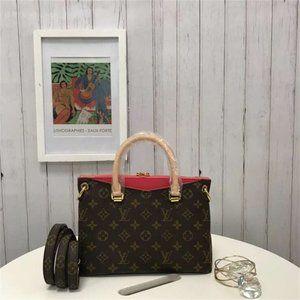 L&V PALLAS BB Crossbody Bags tote T*